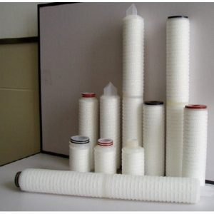 PTFE Membrane Pleated Filter Cartridge