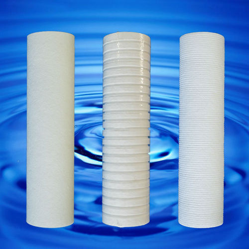 Spun Bonded Cartridge Filters
